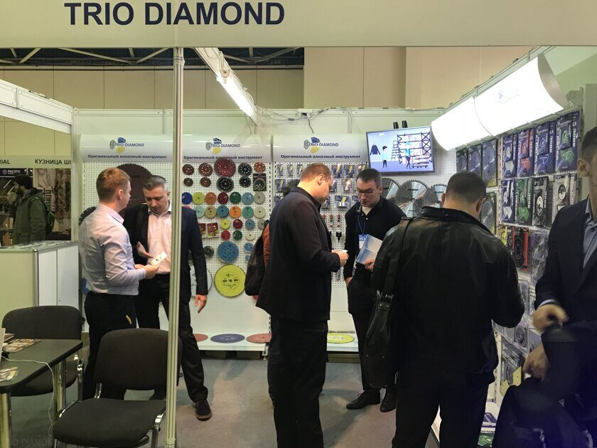 Trio Diamond Mitex 2018-6