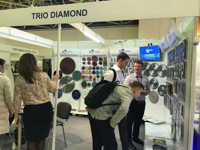 Trio Diamond Mitex 2018-2